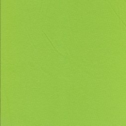 Viscose/lycra økotex lime-20