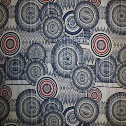 Viskose jersey med cirkler i digitalprint-20