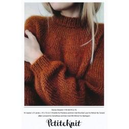 Novice Sweater PetiteKnit strikkeopskrift-20