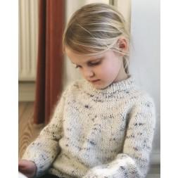 Novice sweater junior PetiteKnit strikkeopskrift-20