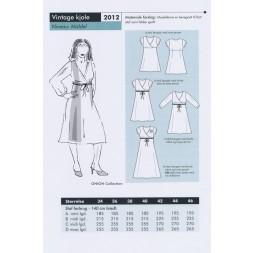Onion 2012 Vintage kjole-20