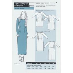 Onion 2073-Taylor Cut kjoler til strikstof-20
