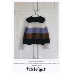 Sekvens Sweater PetiteKnit strikkeopskrift-20