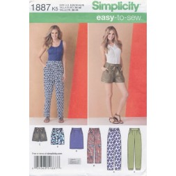 Simplicity1887Buksernederdelshorts-20