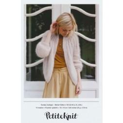 Sunday cardigan Mohair Edition PetiteKnit strikkeopskrift-20
