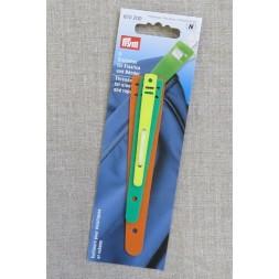 Trækpin til elastik i 3 str. fra Prym-20