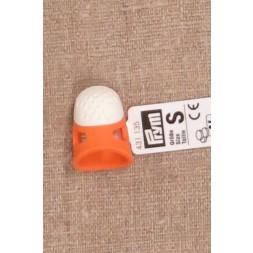 Fingerbøl Ergonomisk small i orange-20