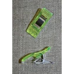 Wonder Clips neon grøn-20