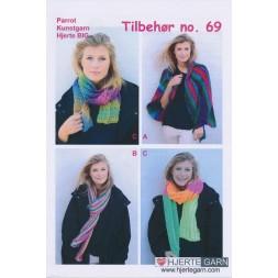 Tilbehør no. 69 sjal/tørklæde-20