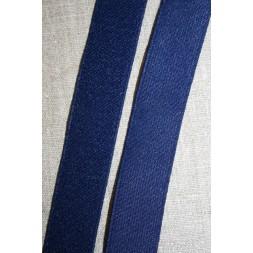 Elastik 25 mm. mørkeblå-20