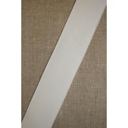50 mm. elastik hvid-20