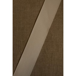 40 mm. hvid elastik-20