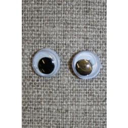 Bamse øjne-Rulleøjne 10 mm.-20