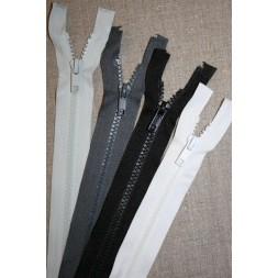 45-60 cm delbar plast lynlås-20