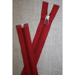 56 cm lynlås YKK rød-20