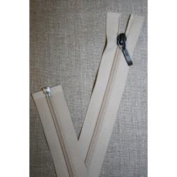 55 cm delbar lynlås kit m/sort vedhæng-20