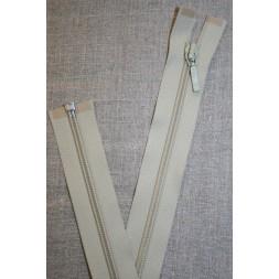 69 cm lynlås YKK, lys oliven/kit-20