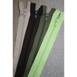 25 og 30 cm. lynlås/kjolelås-20