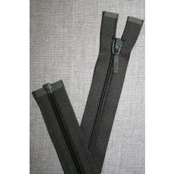 27 cm. delbar lynlås YKK, army-20