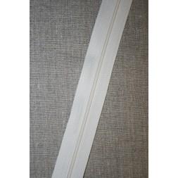 Lynlås i metermål, off-white/ecru-20