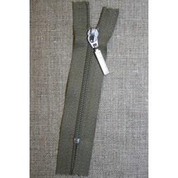 08 cm m/sølv vedhæng, oliven-20
