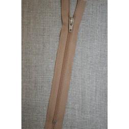 16 cm plast lynlås YKK Beige-20