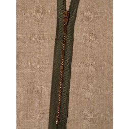 16 cm. metal lynlås army-20