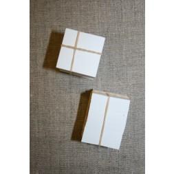 Firkantet pap til patchwork, 3x3 cm.-20
