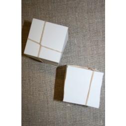 Firkantet pap til patchwork, 4x4 cm.-20