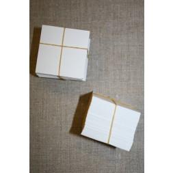 Firkantet pap til patchwork, 5x5 cm.-20