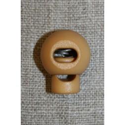 Snorstopper stor rund, beige/gylden-20