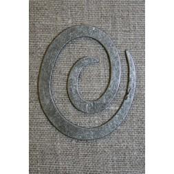 Spiral til strik, gl.sølv-20