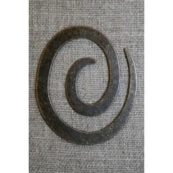 Spiral til strik, gl.guld-20