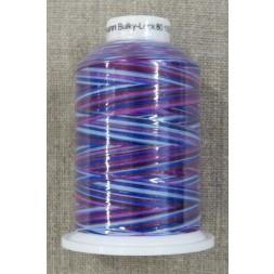 Sytråd multicolour i lilla cerisse blå-20