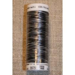 Broderitråd Mettler, multi sort-grå-20