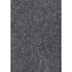 Afklip Vlies grå-meleret 50 cm.-20