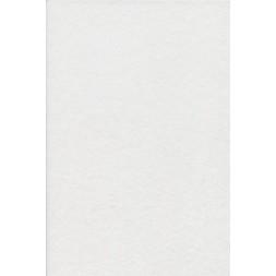 Tynd Vlies i hvid-20