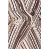Cotton nr. 8 Print, brun/beige/off-white-04