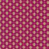 Bomuld små-mønstret pink/lime/hvid-01