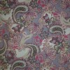 Bomulds-voil m/blomster/sjalsmønster, hvid/lyselilla-05