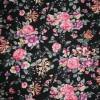 Bomuldspoplin m/blomster, sort/rosa/lilla-03