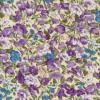 Bomuld m/blomster, lysegul/lilla/blå-05