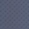 Rest Bomulds-poplin m/rude-mønster, mørkeblå, 65 cm.-03