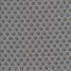 Bomuld med cirkler i grå, sort, lysegrå og gul.-03
