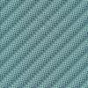 Bomuld mønstret med små ruder i mint og petrol-04