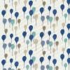 Bomuld med balloner i knækket hvid grøn blå sand-07
