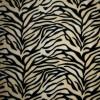 Fleece med tigerstriber, creme, sort, hvid-03
