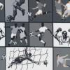 Bomuld/lycra økotex m/fodboldspiller grå/hvid-03