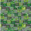 Bomuld/lycra økotex m/digitalt tryk,Angry Birds m/firkanter-01