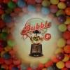 Rapport Bomuld/lycra økotex m/digitalt tryk, Bubble gum-05